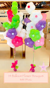 balloons delivery los angeles balloon flower bouquet ideas images for wedding gown ideas
