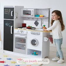 cuisine bois kidkraft kidkraft 53352 pepperpot kitchen for