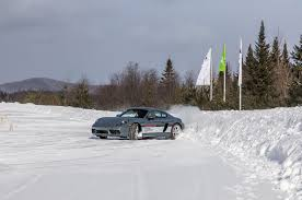 porsche winter snow dancers porsche schools drivers in winter conditions motor