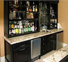 Bar Hutch Cabinet Sideboards Astounding Bar Hutch For Sale Used Bar Cabinets For