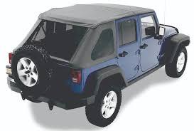 jeep wrangler unlimited soft top bestop 56823 35 black diamond trektop nx complete frameless