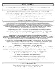writers resume exle how to write technical resume sales technical lewesmr