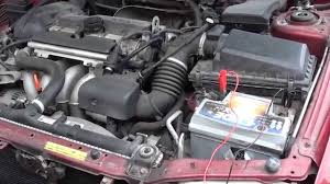 volvo s40 auto transmission fluid check location youtube
