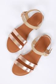 Gold Rose The 25 Best Rose Gold Sandals Ideas On Pinterest Summer Shoes