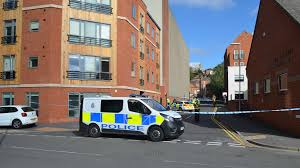 man dies after fall from car park in lincoln