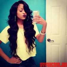 the 25 best wavy weave ideas on pinterest with regard to curly
