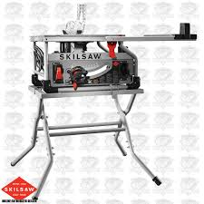 skil portable table saw skil spt70wt 22 10 worm drive table saw w diablo blade and stand