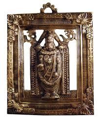 lord venkateswara photo frames with lights and music kt hardware solutions lord venkateswara brass tirupati balaji