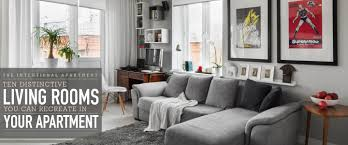 Design Your Own Apartment 10 Distinctive Living Rooms You Can Recreate In Your Own Apartment