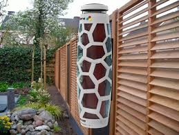 Raising Bees In Backyard by Bee Home Modern Beehive For Urban Homes By Raphael Klaffenböck