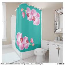 Orchid Shower Curtain Best 25 Turquoise Shower Curtains Ideas On Pinterest Mermaid