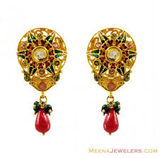 gold earrings tops 22 kt gold tops we specialize in 22 kt precious semi precious