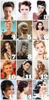 50s hairstyles for long hair tutorial google search beauty