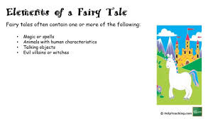 reading lesson what is a fairy tale youtube