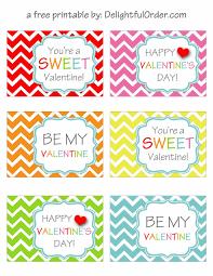 delightful order free printable valentine u0027s day tags