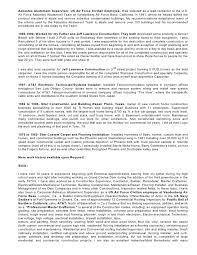 Carpenter Job Description Resume by Demolition Supervisor Cover Letter