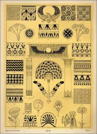 patterns pharaonic patterns and