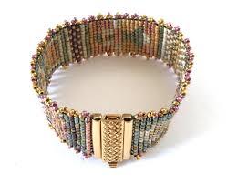 bracelet kit images The queen nefertiti bracelet kit mirrix looms jpg