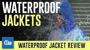 best lightweight waterproof cycling jacket waterproof jacket review youtube