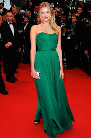 simple but elegant green dress fashion ivabellini