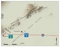 Bear Lake Utah Map by Geosights Bonneville Salt Flats Tooele County U2013 Utah Geological