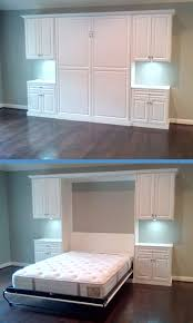 adding a bedroom murphy beds are a great addition to any home add an extra bedroom