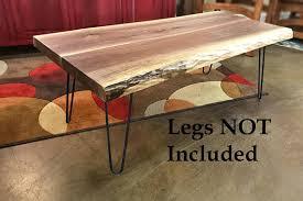 live edge walnut coffee table live edge walnut coffee table top thick walnut coffee table