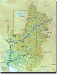 colorado snowpack map usgs snowpack sublimation colorado river basin