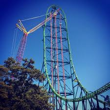 The Goliath Six Flags Which Theme Parks Do These Rides Belong To Playbuzz
