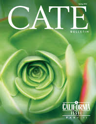cate 2016 spring bulletin by cate issuu