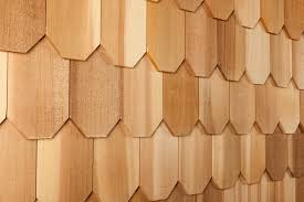cedar west cedar decorator shingles wide octagon 4 15 16