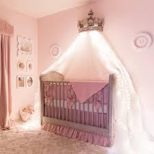 Nursery Decors & Furnitures Crib Canopy Ikea Also Metal Crown