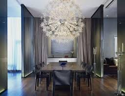 Contemporary Dining Room Light Fixtures Dining Room In Nouveau Style