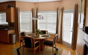 Dining Room Window Dining Room Curtain Ideas Photos Traditional Window Treatment