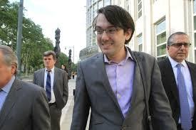 Seeking When Your Bro Gets A Prosecution Seeks Order Against Pharma Bro Martin Shkreli