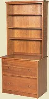 Lateral File Cabinets Cherrystone Furniture Cherry Shaker 2 Drawer Lateral File Cabinet