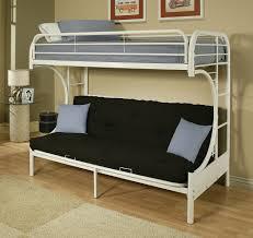 Metal Bunk Bed Ladder Metal Twin Over Full Bunk Beds Ladder Kids Teens Adult Dorm