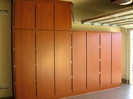 Garage Cabinet Doors Furniture White Wooden Cabinet With Singgle Door And Four