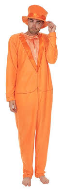 dumb and dumber costumes dumb and dumber orange tuxedo one pajama