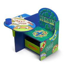 Teenage Desk Chair Amazon Com Delta Children Chair Desk With Storage Nickelodeon