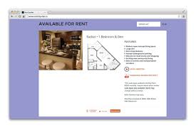 portfolio rent city vibe netclimber web design inc