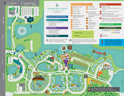 Map Of Orlando by Summer Bay Resort Map Orlando Florida Exploria Resorts Clermont Fl