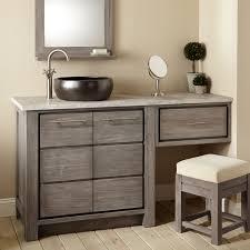 bathroom vanities with makeup desk bathroom decoration