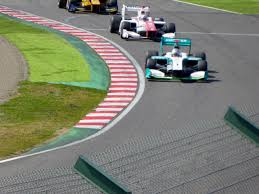 file one at formula test at suzuka fan