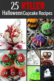 25 killer halloween cupcake recipes kaila yu