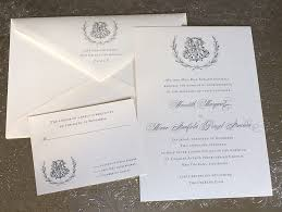 wedding invitations and rsvp pulitzer custom collections