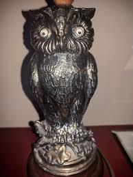 Owl Table L Vintage 1950 S 60 S Brass Owl Table L Boudoir L Lwmc Has