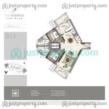 address the blvd floor plans justproperty com