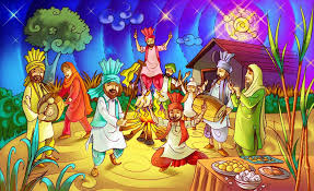 lohri is special when i celebrated as a child and more now as a