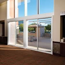 Exterior Aluminum Doors Product Catalog Commercial Sliding Door Systems Aluminum